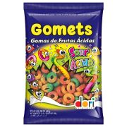 Goma Gomets Anel de Frutas Ácidas 600g Dori