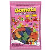 Goma Gomets Jellies Gomos de Frutas 700g Dori