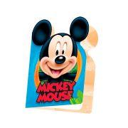 Kit 40 Convites Festa Infantil Mickey