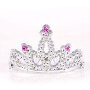 Kit Com 60 Mini Coroa De Princesa