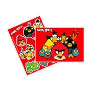 Kit Decorativo Angry Birds