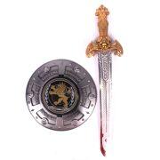 Kit Gladiador - Espada e Escudo