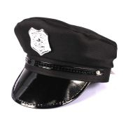 Kit Policial Quepe Algema E Broche