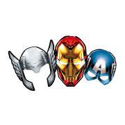 Máscara Vingadores Avengers 6Un