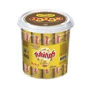 Paçoquinha de Amendoim Tubitos 860g