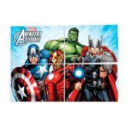 Painel 126X88 Vingadores Avengers Un