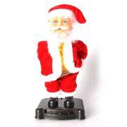 Papai Noel Musical Garrafa