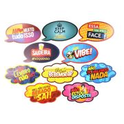 Placas Animadas Mix 1 ( 10Un )