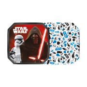 Prato Quadrado Star Wars 8Un