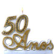 Vela 50 Anos Dourada