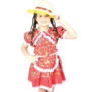 Vestido Infantil Gracinha Sem Bermuda