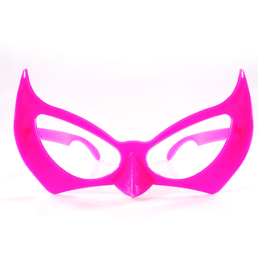 Óculos Bat Girl Sem Lente