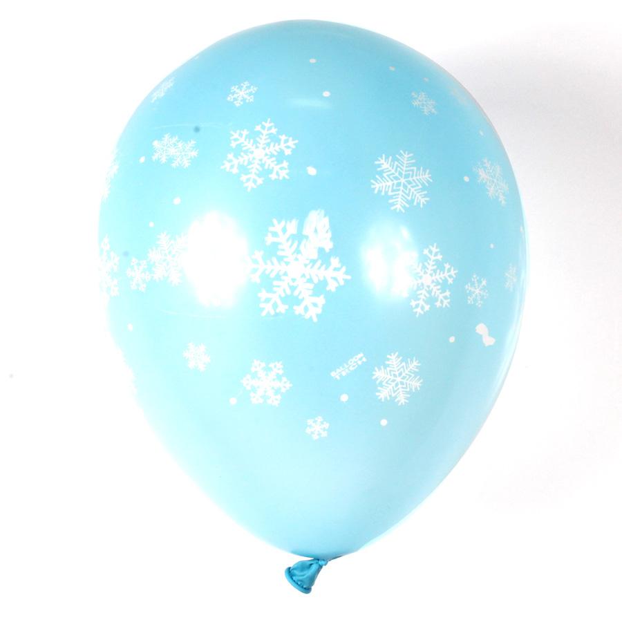 Balão Balloontech Flocos De Neve Nº10 C/25Un