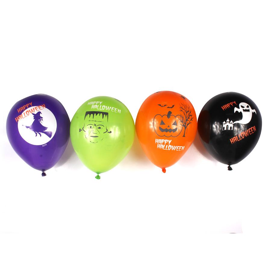 Balão Balloontech Halloween Nº 10 C/25Un