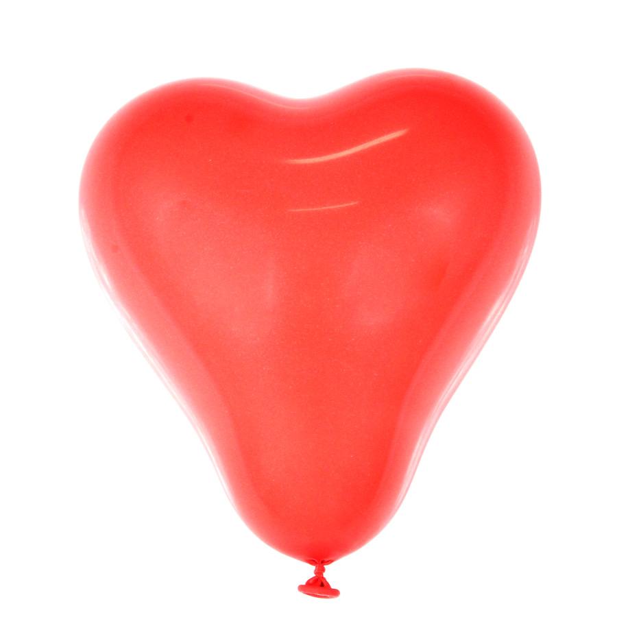 Balão Coração São Roque Nº11 Vermelho
