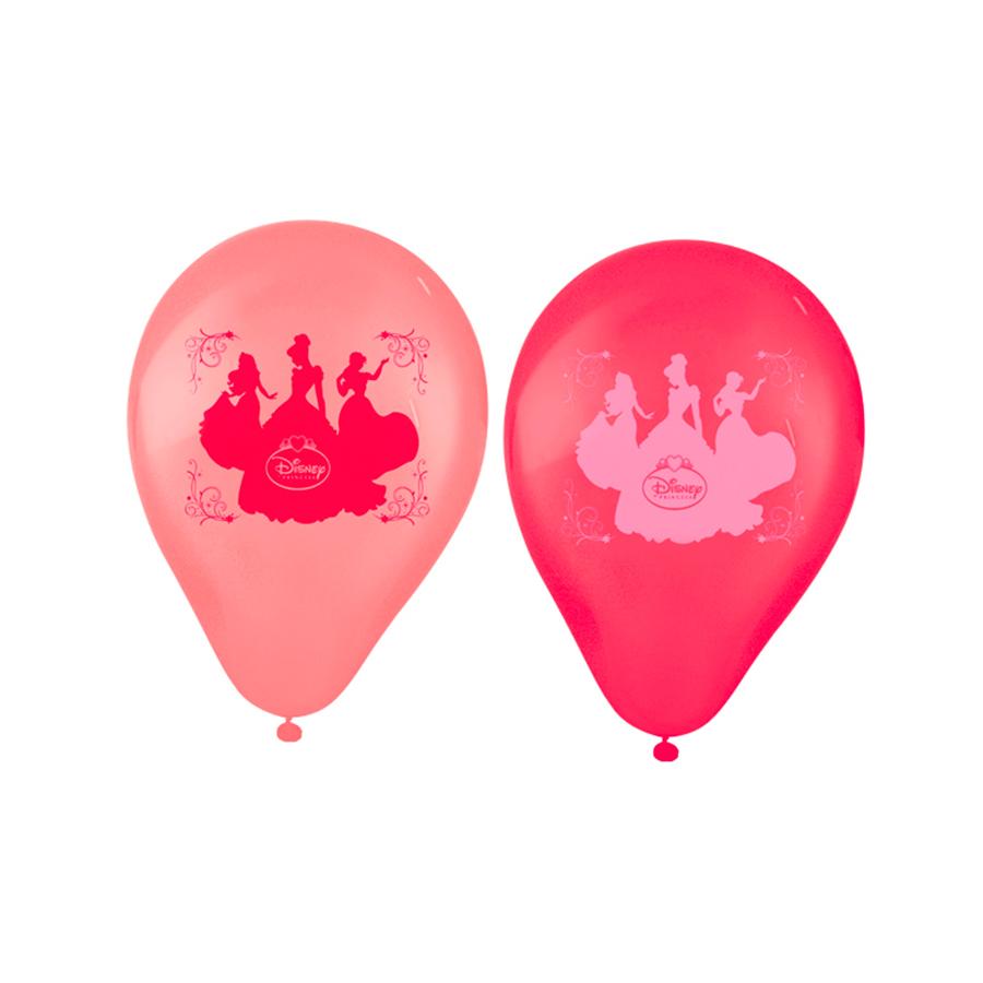 Balão Nº9 Princesas 25Un