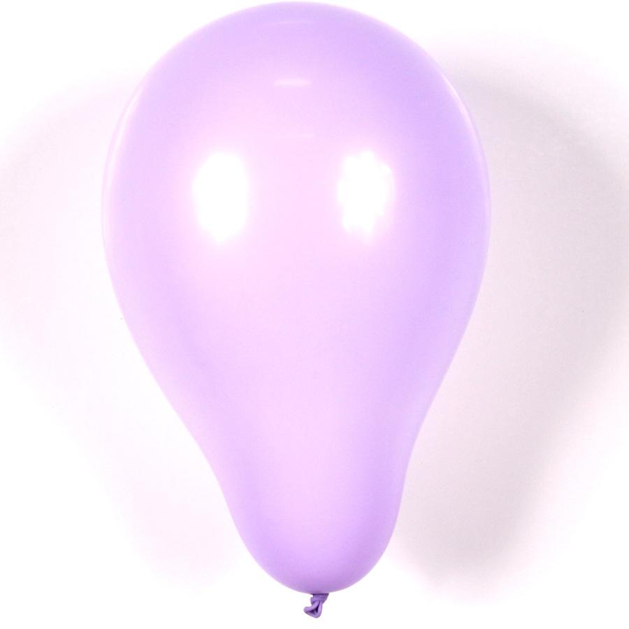 Balão Pic Pic Nº 9 C/ 50Un Lilás