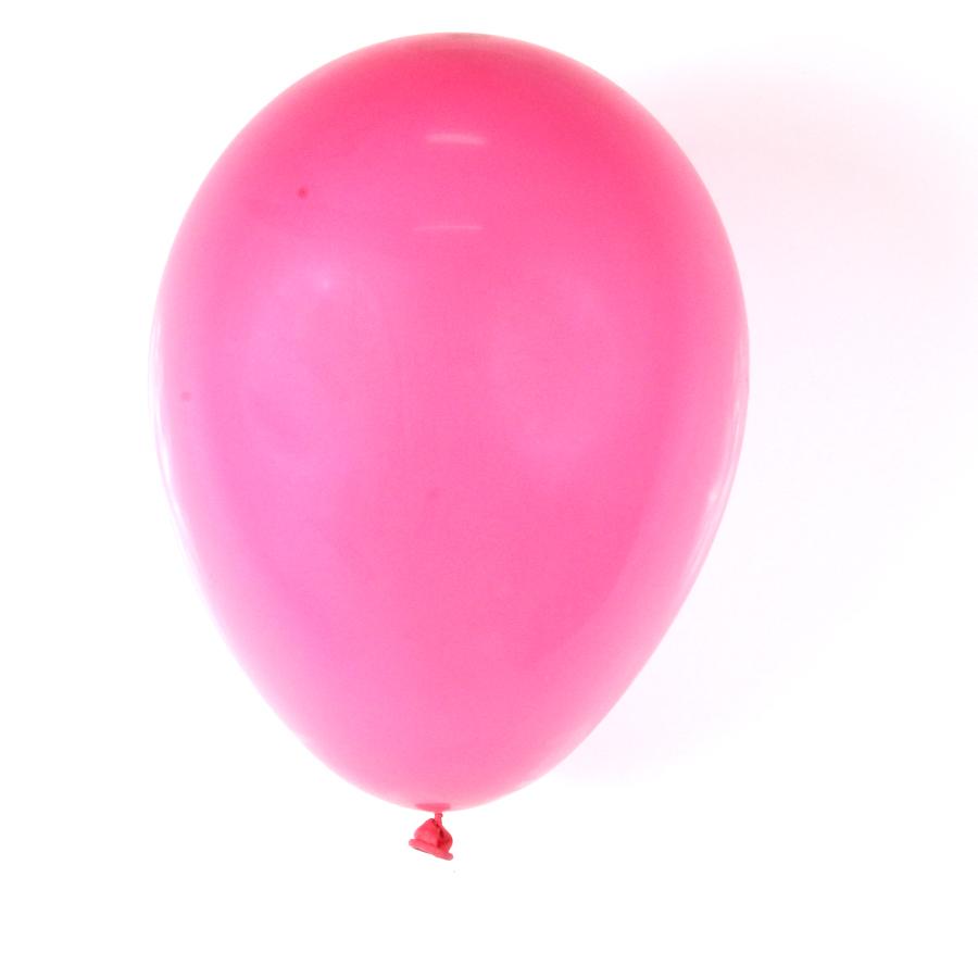 Balão São Roque Nº9 C/50 Rosa Shock