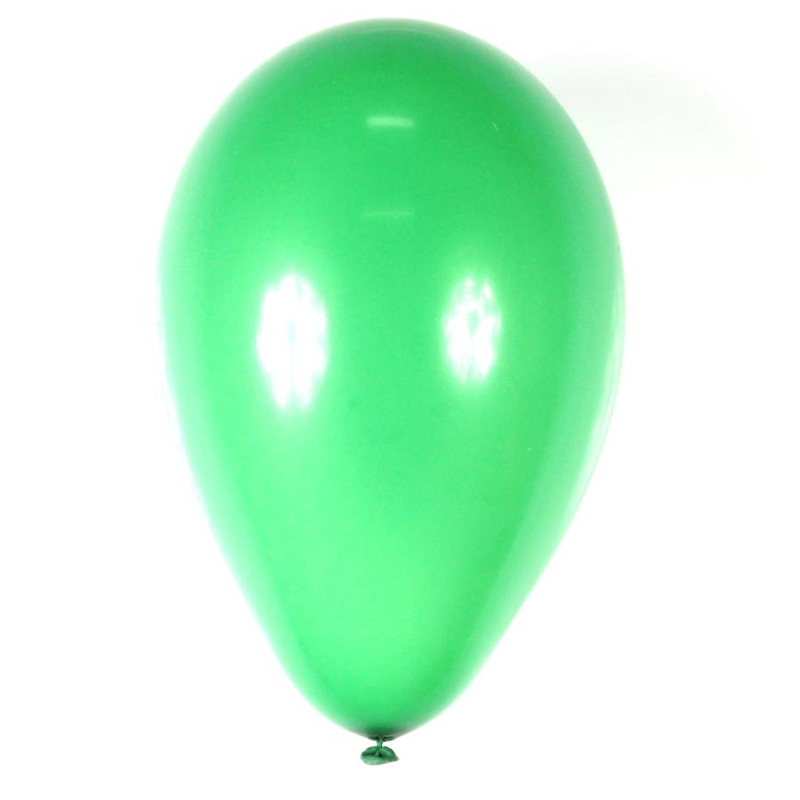 Balão São Roque Nº9 C/50 Verde Bandeira