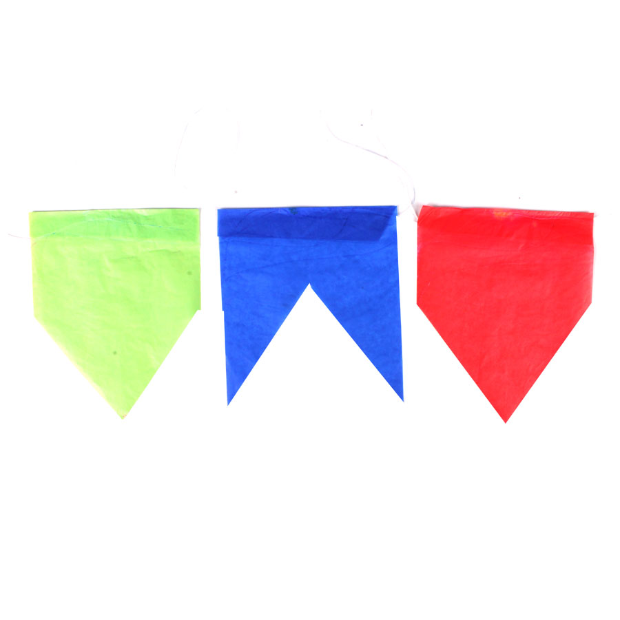 Bandeirinha De Seda 10Metros