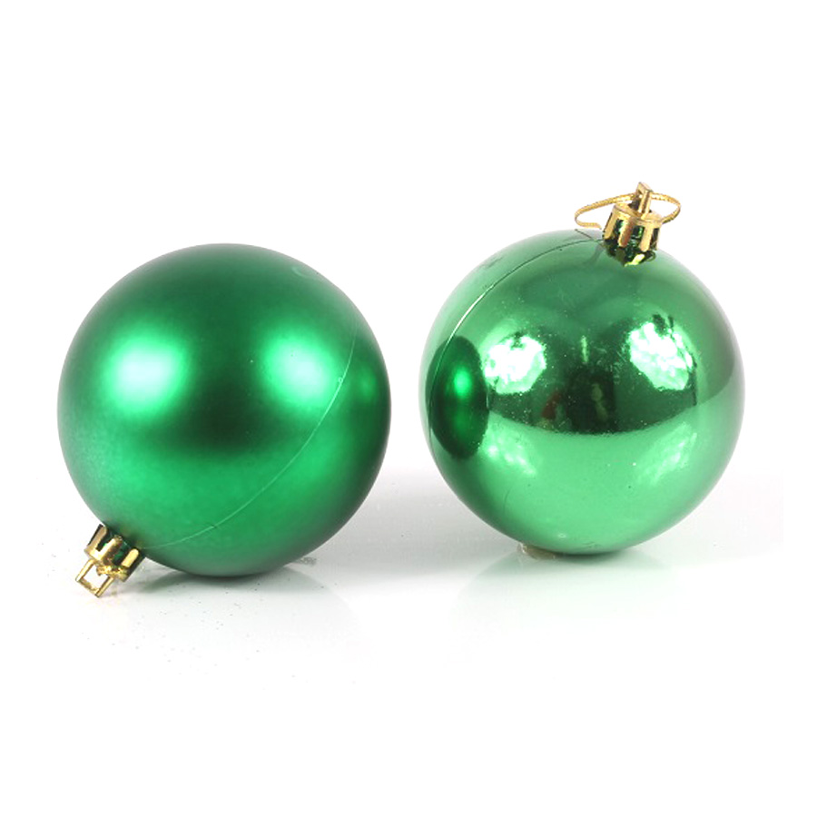 Bola Lisa Pacote C/6 Verde
