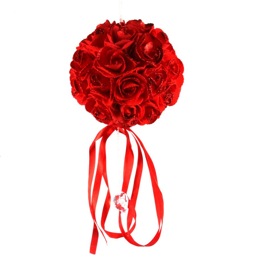 Buquê De Rosas Vermelho Unidade