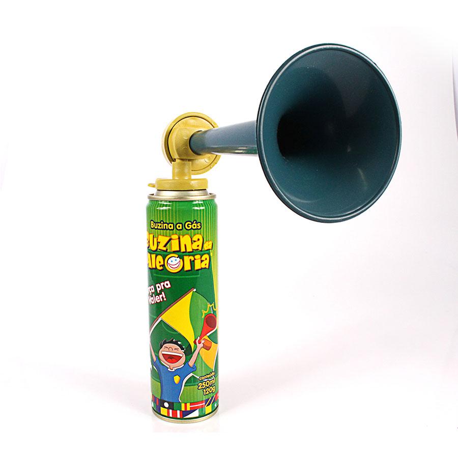 Buzina a Gás para Festa - 250ml