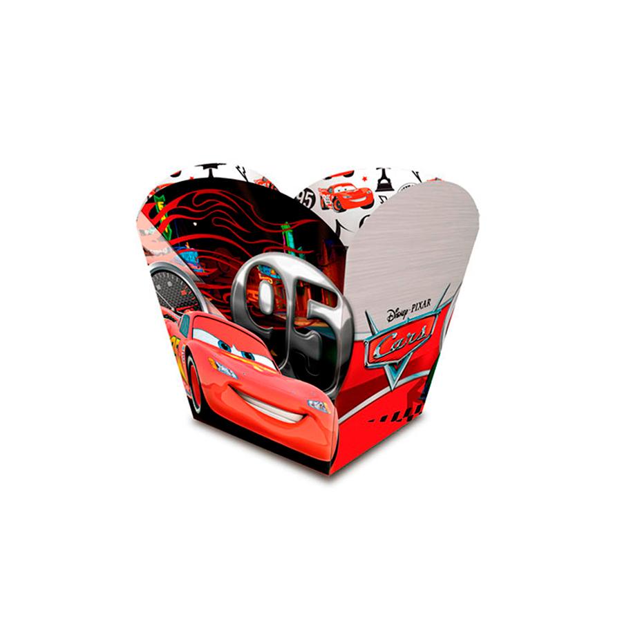 Cachepot Pequeno Carros 8Un