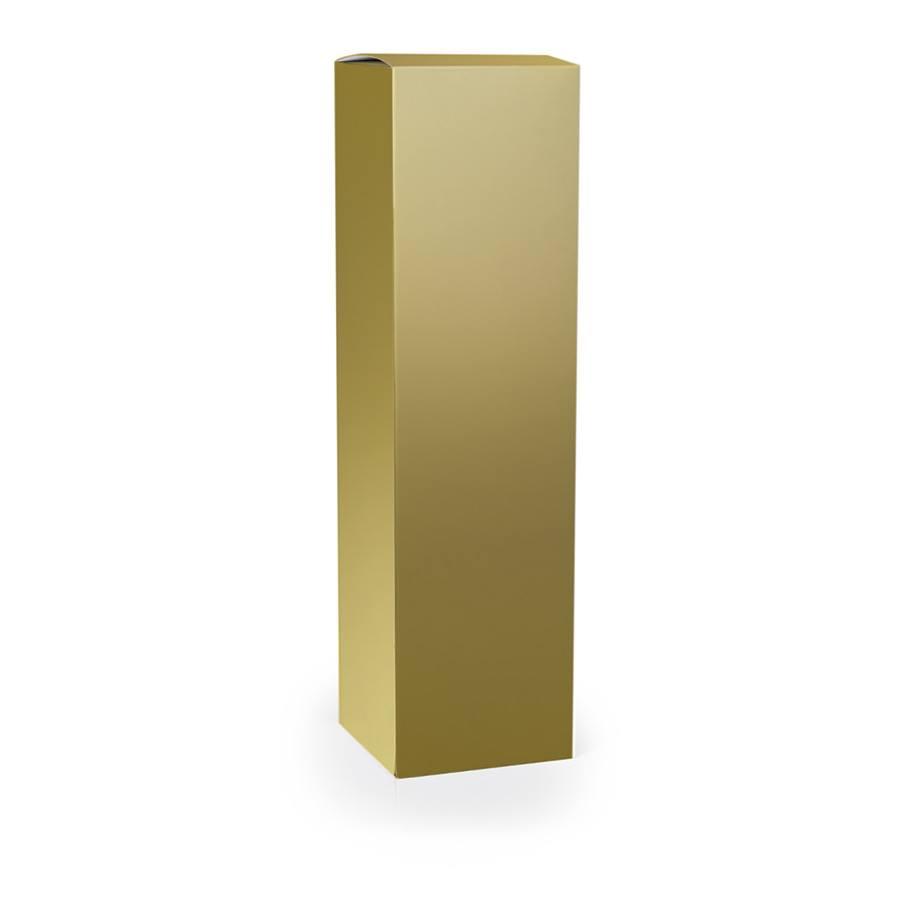Caixa/Cofre Para Personalizar Ouro