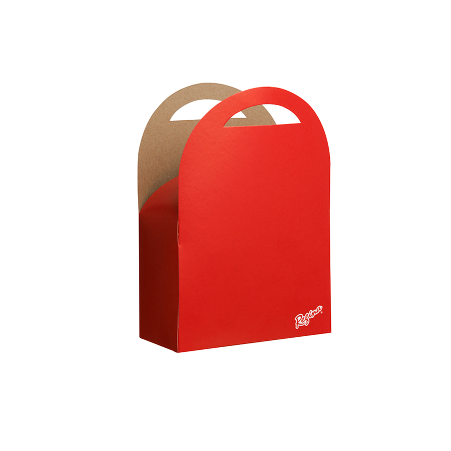 Caixa Surpresa Vermelha 8Un
