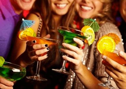 ENFEITES PARA DRINKS