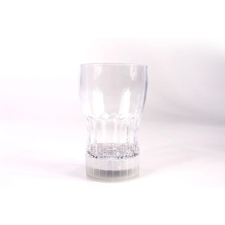Copo Pisca Transparente 180Ml