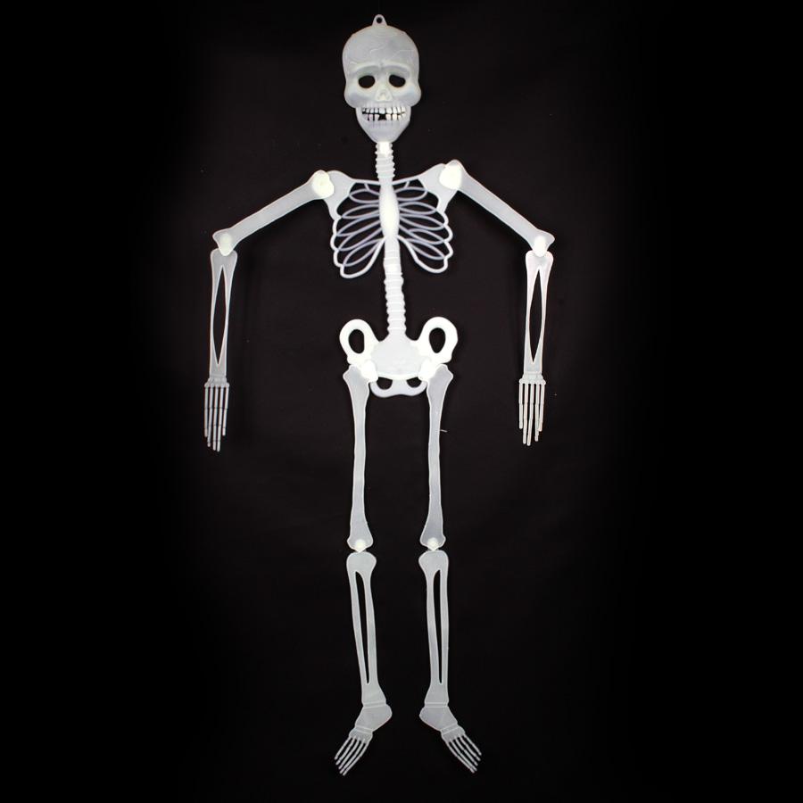 Esqueleto Neon - Brilha No Escuro