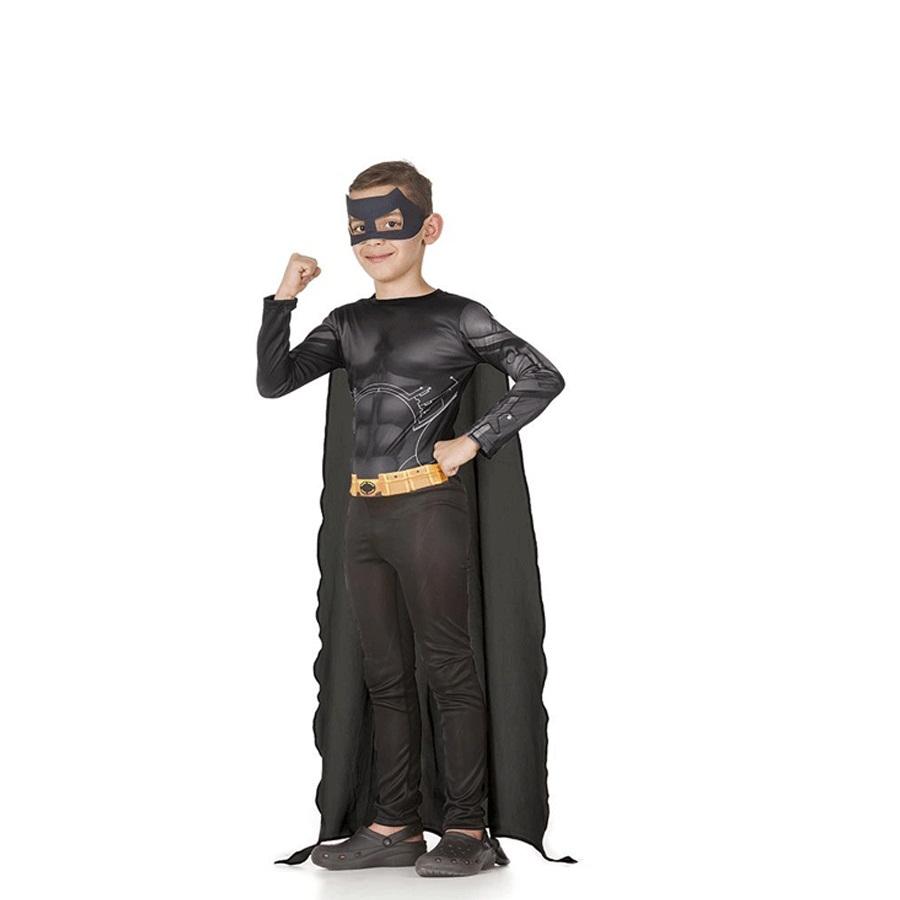 Fantasia Infantil Batman Longo