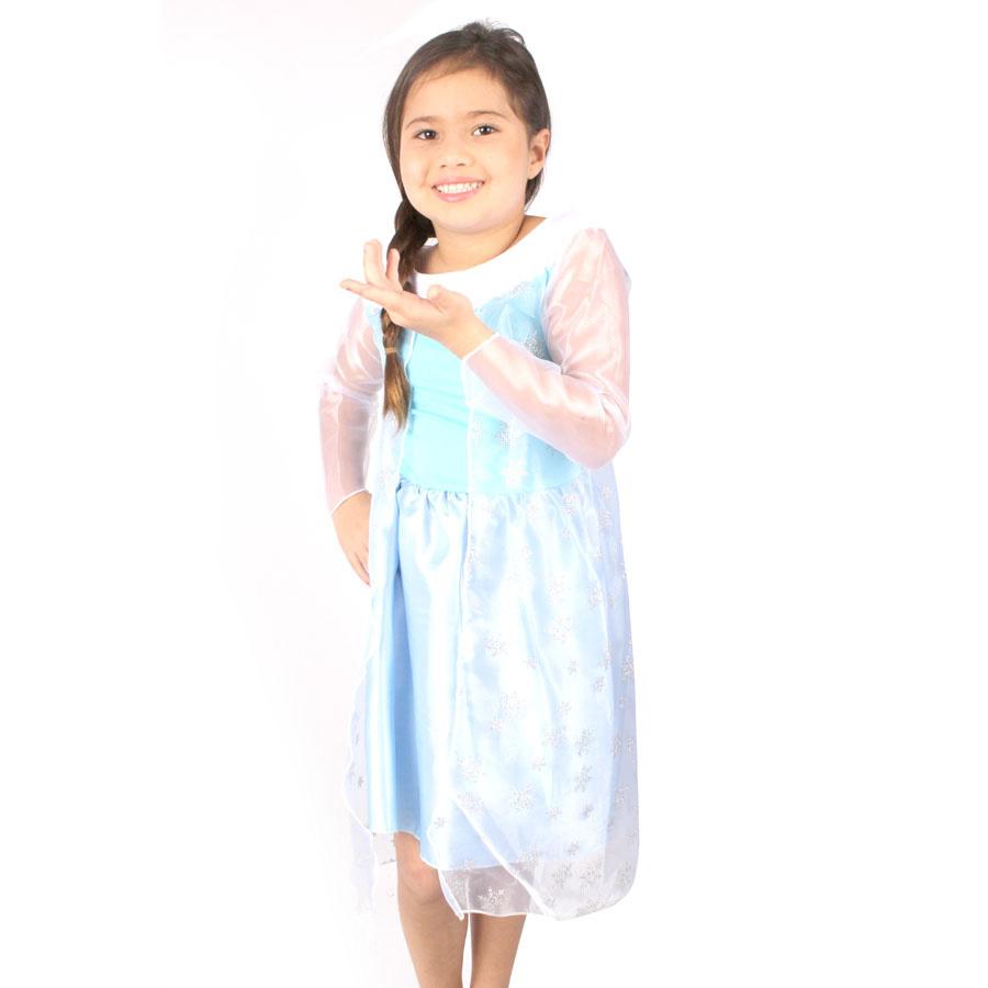Fantasia Infantil Elsa Frozen