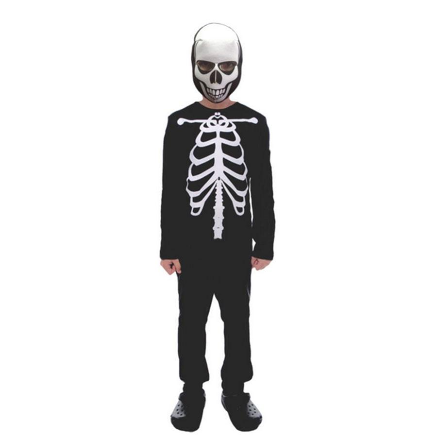 Fantasia Infantil Eskeleto