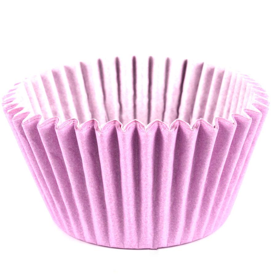 Forminha Cupcake Lilás 45Un