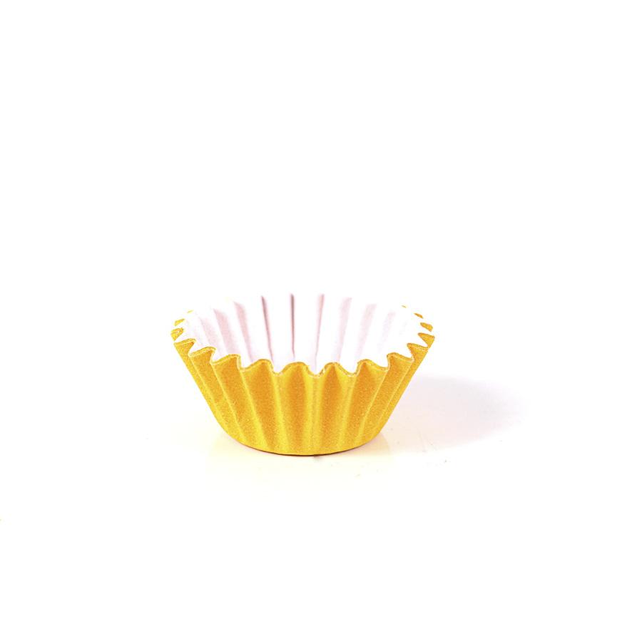 Forminha Nº6 Amarela