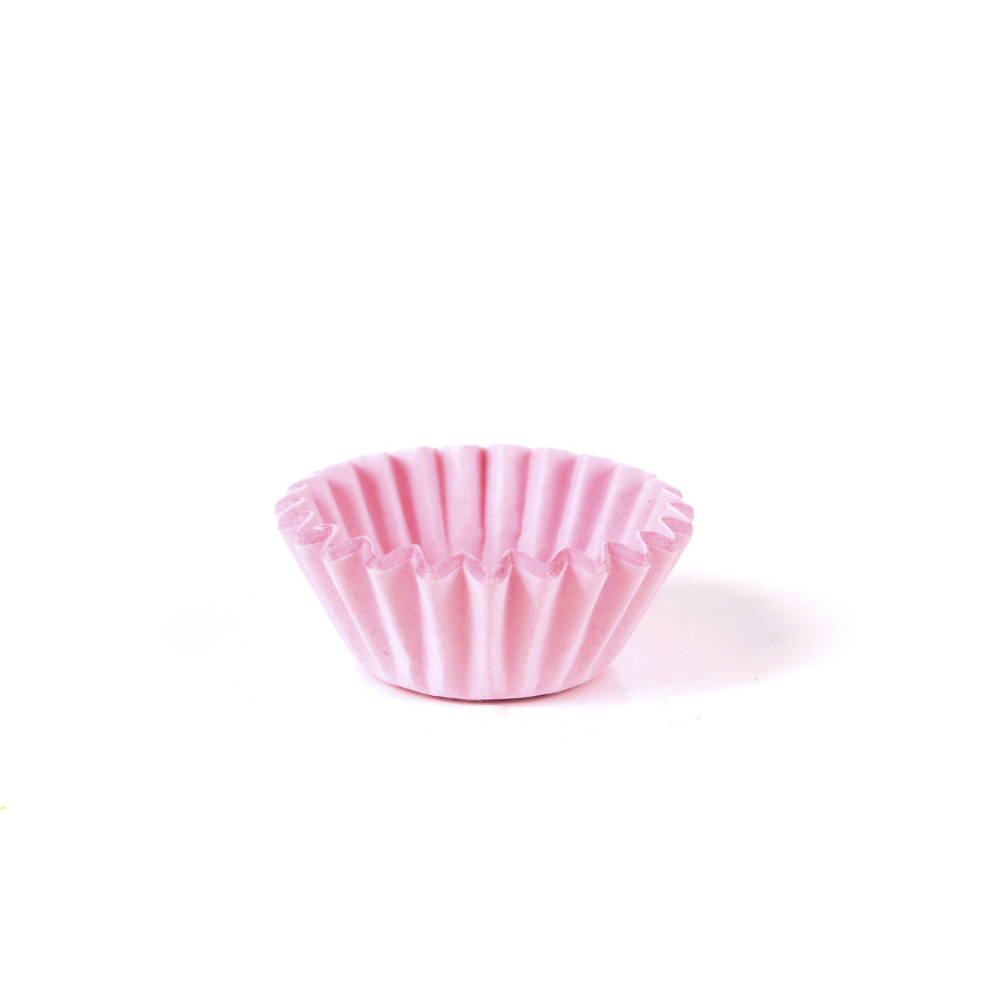 Forminha Nº6 Rosa 100Un