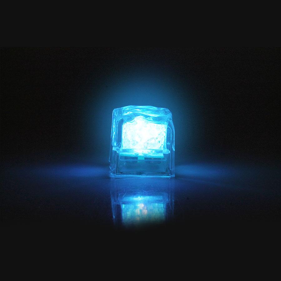 Gelo Pisca Colorido 100 Unidades
