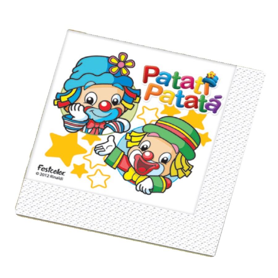 Guardanapo Patati  Patatá 16Un