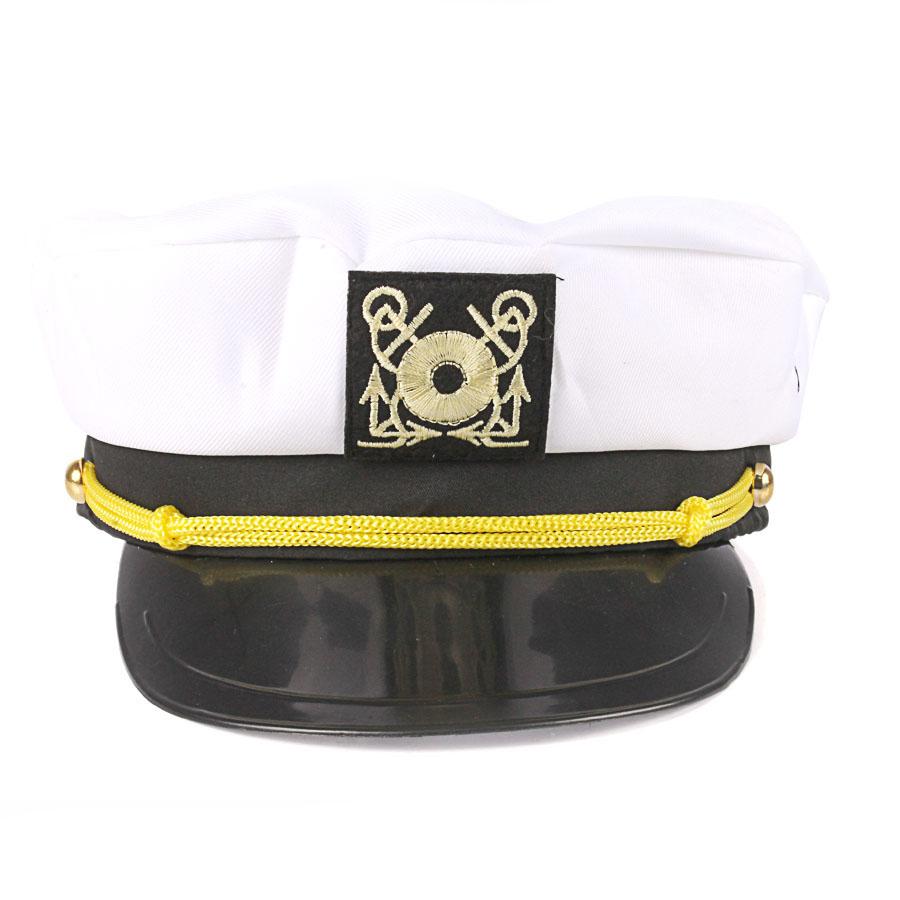 Kit Com 10 Quepes Marinheiro Capitão Marinha Marujo Fantasia