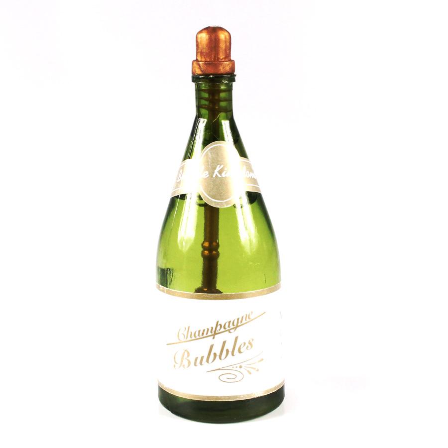 Kit Com 12 Bolhas De Sabão Champagne Festa Casamento