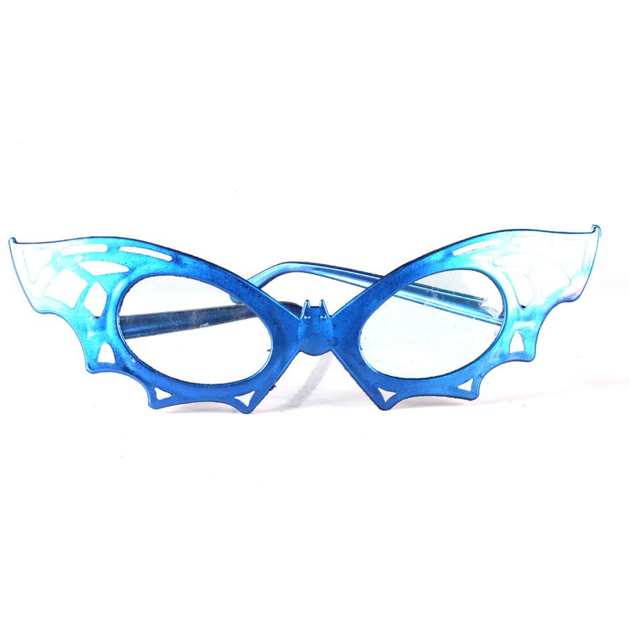 Óculos Chic Morcego Metalizado