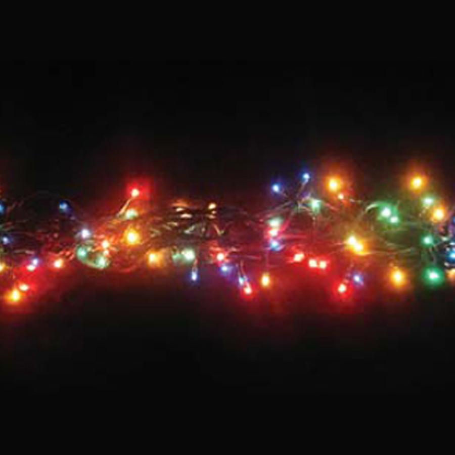 Pisca Micro Lâmpada 150 Lâmpadas Coloridas