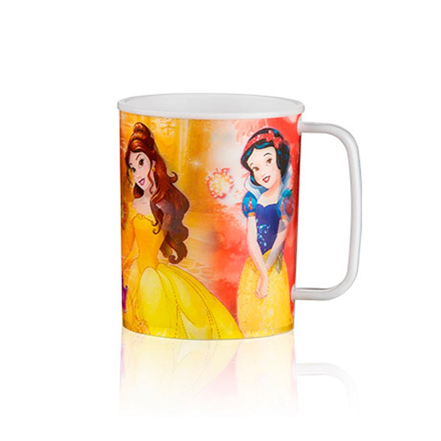 Porta Lembrança 3D Princess Caneca 325ml