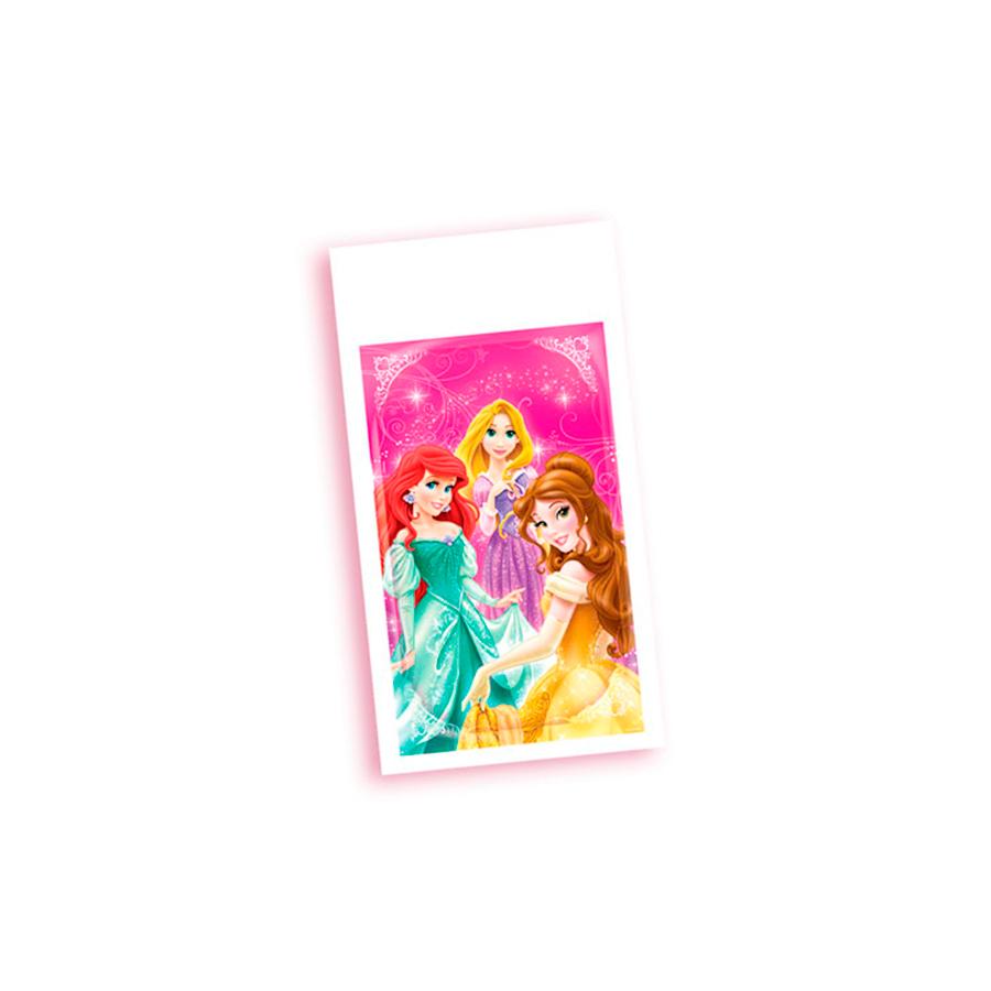 Sacola Surpresa Plástica Princesas Debut 8Un