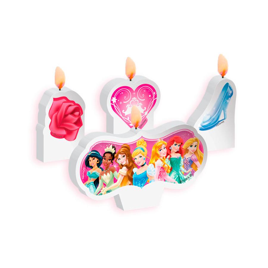 Vela Princesas 4Un