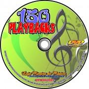 150 Playbacks Internacionais Gospel e Casamento em DVD Loja Mineira do M�sico.