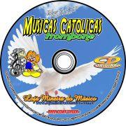 TROMBONE M�sicas Cat�licas Volume 1 Partituras e Playbacks em CD - Loja Mineira do Musico